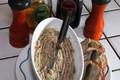 Recette rihelles de maquereaux fumés au poivre ou à la provençale