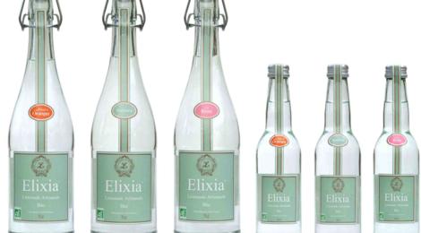 Elixia limonade classique