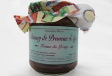 ferme du Lacay, Chutney de pruneaux d'Agen