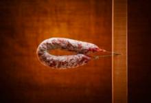 charcuterie Rome, Saucisse sèche pur porc