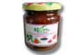 Biortu, Chutney de courgettes aux épices et fruits rouge