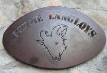 ferme langloys