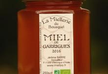 La miellerie du bousquet, Miel Bio de Garrigues