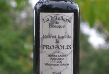 La miellerie du bousquet, Extrait liquide de Propolis Bio