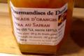 Marmelade d'orange au safran