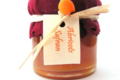 Verrine Abricots au safran BIO