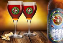 La Rouget de Lisle, Bière de Noël 6°