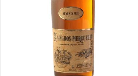 Pierre Huet, Calvados AOC Pays d'Auge Hors d'Age 12 ans