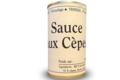 Ferme de Pleinefage, sauce aux cèpes