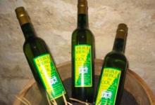 la ferme d'hotte, Huile de colza en bouteille