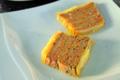 Terrine de foie gras et de pommes de terre