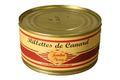 Charcuterie Fontalbat Mazars, Rillettes de canard boîte
