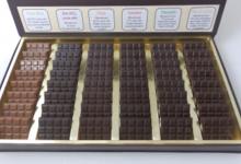 Albert chocolatier, Coffret Découverte du chocolat