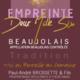domaine Brossette, Beaujolais rouge cuvée tradition