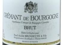 domaine Brossette, Crémant de bourgogne