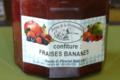 Ferme de la Prémoudière, Confiture Fraises-Bananes