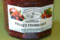 Ferme de la Prémoudière, Confiture Fraises-Framboises