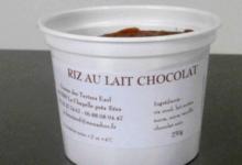 Ferme Cassar,  Riz au lait au chocolat