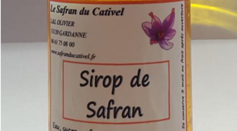 Sirop de Safran