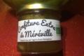 confiture de Mereville orange vanille