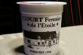ferme de l'Etoile, yaourt fermier