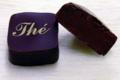 chocolats Glatigny, Thé