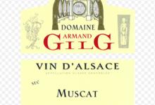 domaine Armand Gilg, muscat