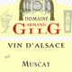 domaine Armand Gilg, muscat