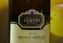 """domaine Luquet Roger, Saint-Veran """"Vieilles Vignes"""""""