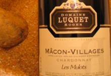 """domaine Luquet Roger, Mâcon-Villages """"Les Mulots"""""""