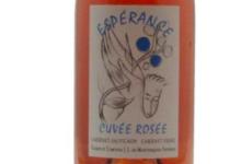 domaine d'Espérance, Cuvée Rosée