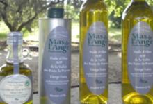 Mas de l'Ange, huile d'olive fruité vert