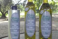 Mas de l'Ange, huile d'olive fruité noir