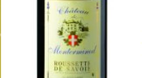 Roussette Château de Monterminod