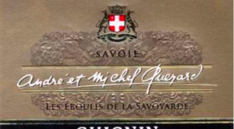 """André et Michel Quenard, Chignin """"Les éboulis de la Savoyarde"""""""