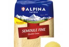 Alpina Savoie, Semoule nature fine