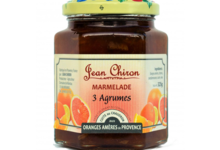 Domaine de Montau, marmelade trois agrumes