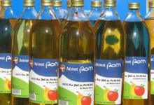 Atout Pom, jus de pomme de Haute Savoie