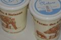 ferme des 4 saisons, yaourt nature