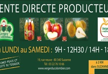 HORAIRE MAGASIN VENTE DIRECT PRODUCTEUR