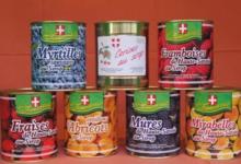 La Framboiseraie, mirabelles de Haute-Savoie au sirop