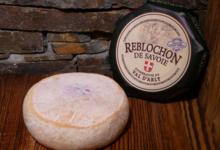 coopérative fruitière du Val d'Arly, Le petit Reblochon