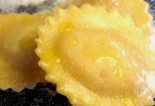 ravioli potiron pignon de pin