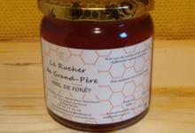 le rucher de grand-Père,  Miel de forêt