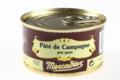 conserverie Mercier, Pâté de campagne pur porc
