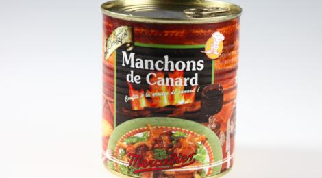 conserverie Mercadier, Manchons de canard confits
