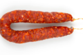 salaisons Oberti, saucisse sèche au piment d'Espelette