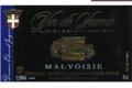 Edmond Jacquin & Fils, Malvoisie