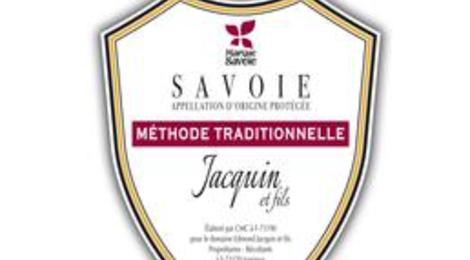 Edmond Jacquin & Fils, Crémant de Savoie