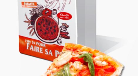 Farine artisanale à pizza